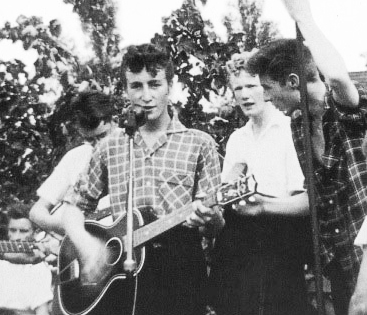 The Quarrymen 1957