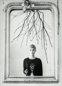 Self Portrait of Astrid Kirchherr