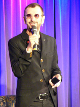 Ringo Starr at The GRAMMY Museum, June 11, 2013