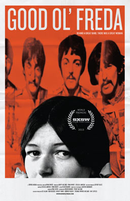 Good Ol' Freda movie poster