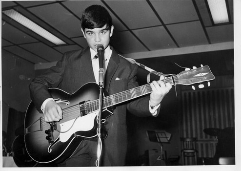 Laurence Juber at age 13