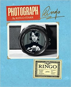 Ringo Starr Photograph book