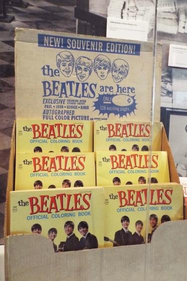 """Ladies and Gentlemen... The Beatles!"" exhibit © Daytrippin'"
