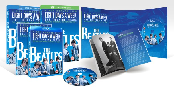 UMe Polygram Entertainment The Beatles Eight Days A Week