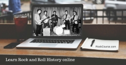 Online Beatles course