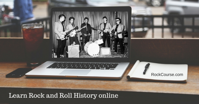 Online Beatles course