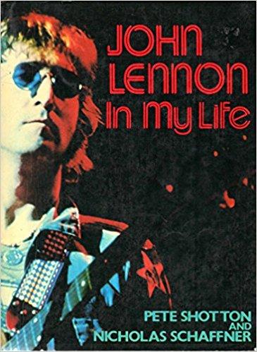 Pete Shotton book