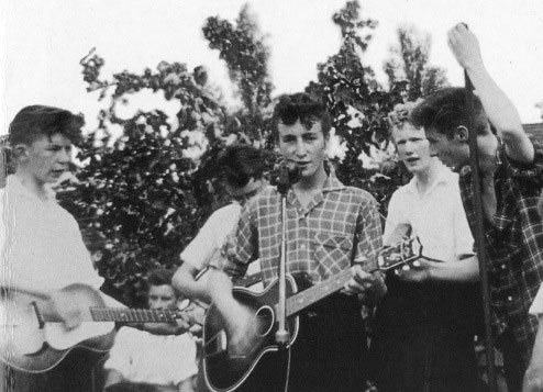 John Lennon May Have Never Started His First Band The Quarrymen