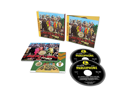 Beatles Sgt Pepper 50th anniversary