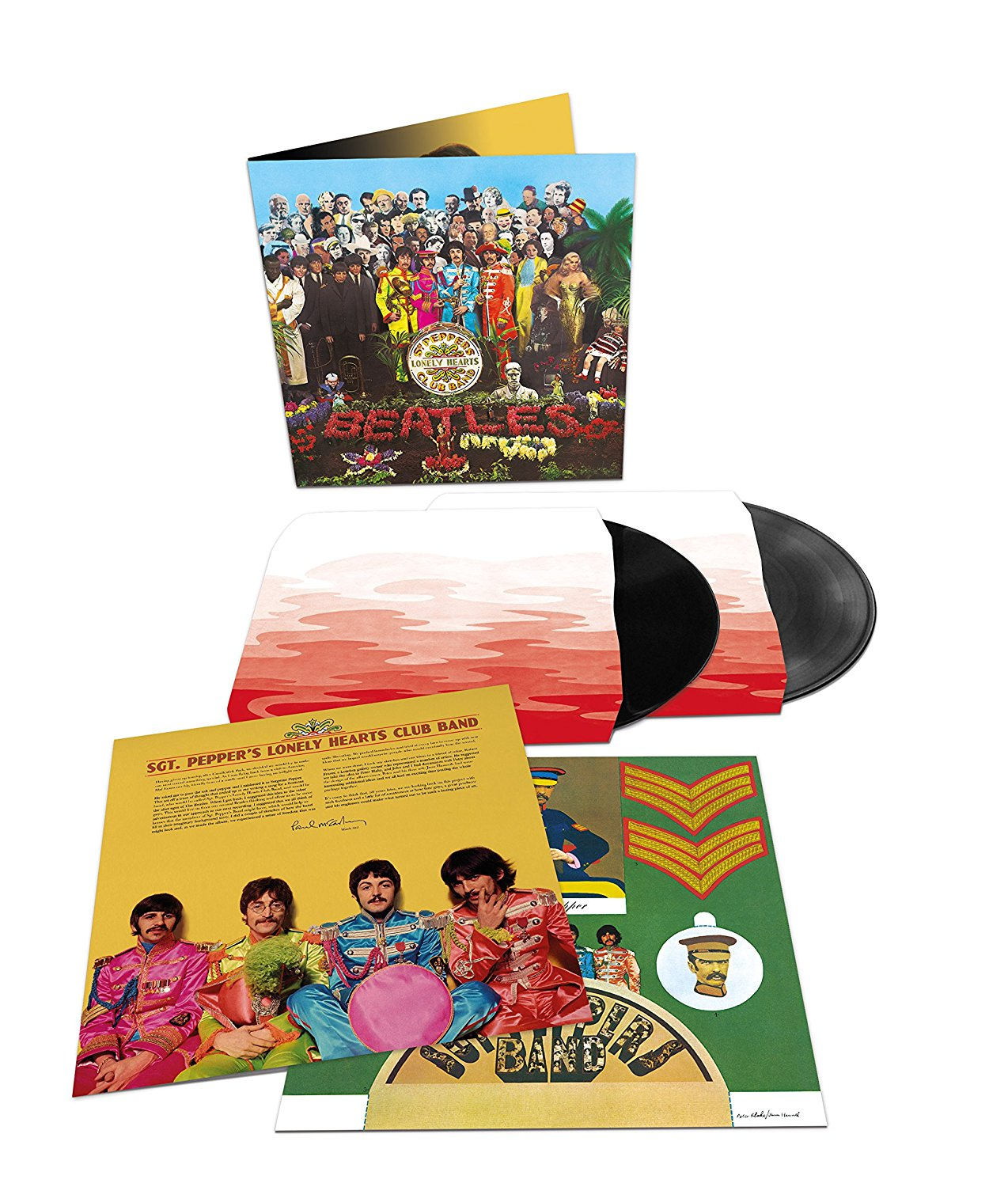 Review: Sgt  Pepper 50th anniversary remix brings the