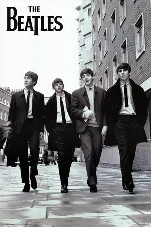 Beatles-liveatbbcposter