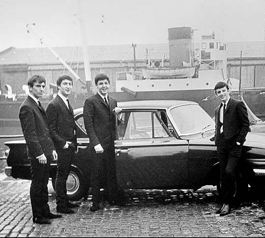 Beatles-LiverpoolDock