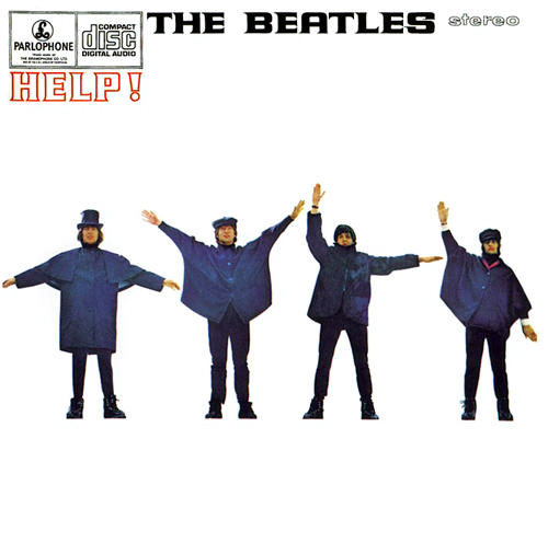 The Beatles Help! album