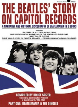 beatles story on capitol records
