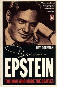 Brian Epstein Beatles manager