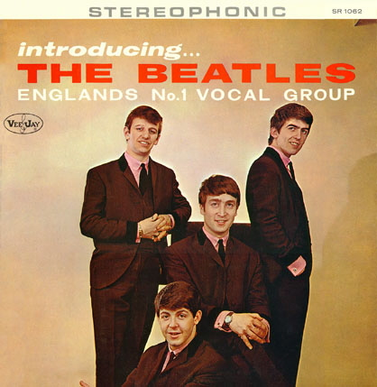 Introducing the Beatles album