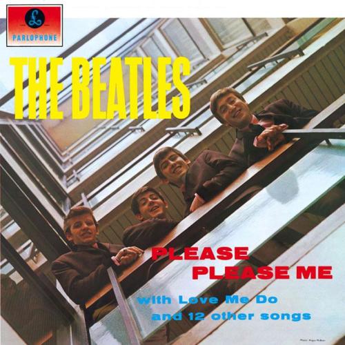 Beatles album Please Please Me