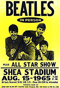Beatles Shea Stadium concert