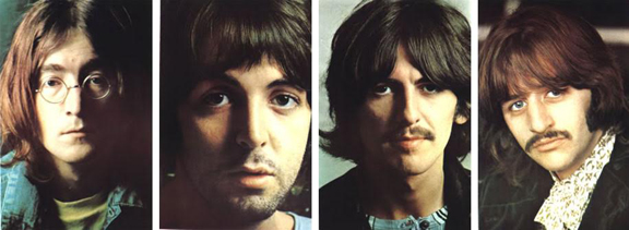 the beatles white album