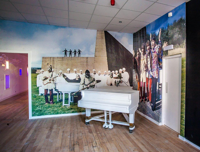 Beatles museum in Liverpool