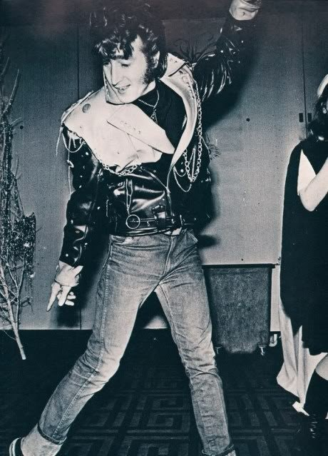 johnlennon-1967asElvis