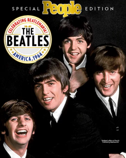 2019 People magazine Beatles edition