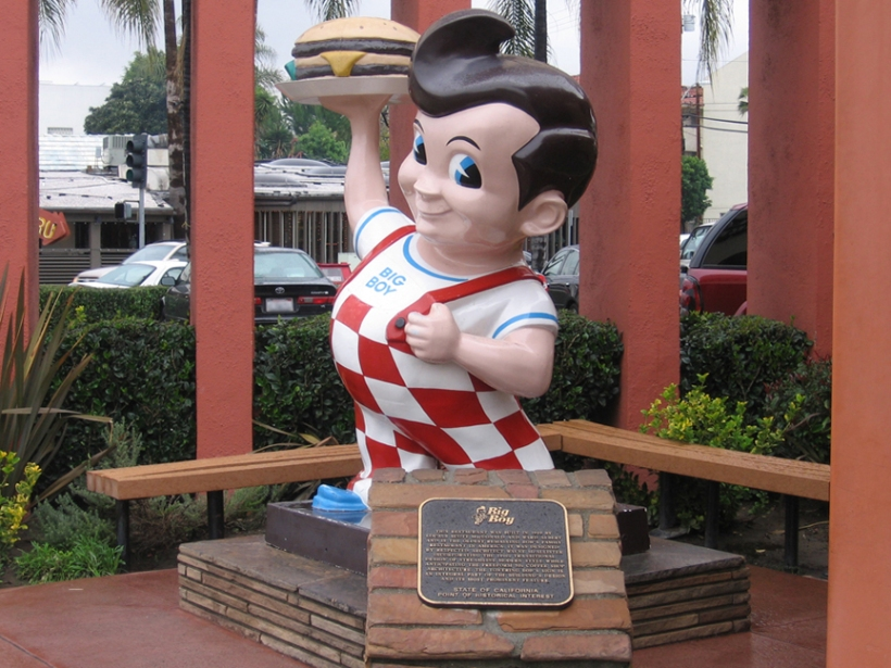 Bob's Big Boy Burbank CA