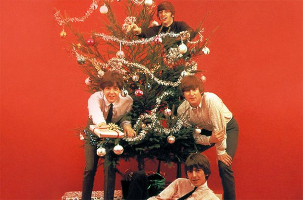 beatles-christmas-tree